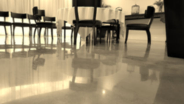 Galaxy Concrete Polishing - Polished Concrete - Gloss finish NIL Exposure