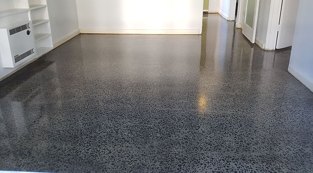 GALAXY Concrete Polishing - Grind & Seal Northcote