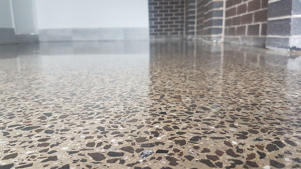 GALAXY Concrete Polishing & Grinding - Grind & Seal Altona