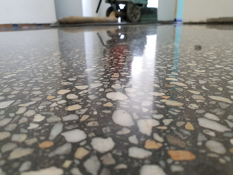 GALAXY Concrete Polishing & Grinding | Polished Concrete Gloss Finish