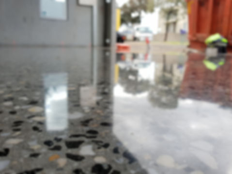 GALAXY Concrete Polishing & Grinding - Polished Concrete - Melbourne - High Gloss finish Keilor Vic