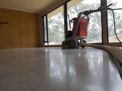 Galaxy Concrete Polishing - Polished Concrete Matte finish Bullengarook 554