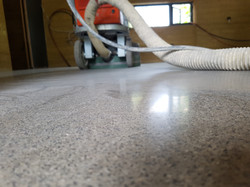 Galaxy Concrete Polishing - Polished Concrete  Matt finish Macedon1436