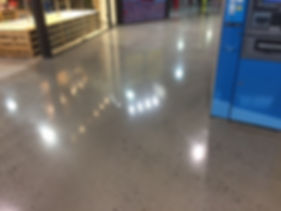 GALAXY Concrete Polishing - Hiperfloor Polished Concrete floor