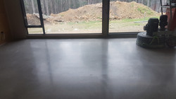 Galaxy - Polished Concrete Matte finish Castlemaine 508
