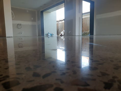 GALAXY Concrete Polishing & Grinding | Polished Concrete Semi Gloss | Doncaster