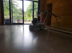 Galaxy Concrete Polishing - Polished Concrete  Matt finish Macedon 3312