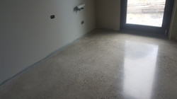 Galaxy - Polished Concrete Matte finish Castlemaine 544