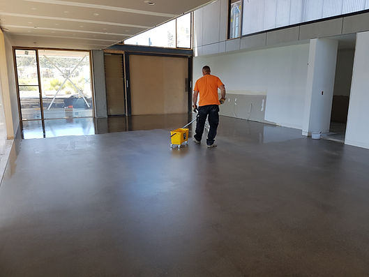 GALAXY Concrete Polishing & Grinding - Concrete Grinding - Concrete Sealing - Melbourne