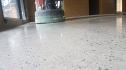 Galaxy - Polished Concrete Matte finish Castlemaine 459