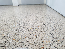 GALAXY Concrete Polishing - Grind & Seal - Seddon 050