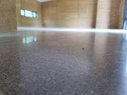 Galaxy Concrete Polishing - Polished Concrete  Matt finish Macedon 215
