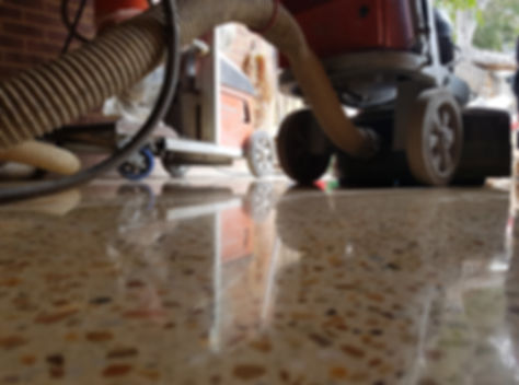 GALAXY Polished Concrete Semi Gloss finish Nth Melbourne
