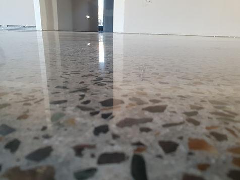 GALAXY Concrete Polishing & Grinding | Polished Concrete Semi Gloss | Doncaster