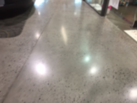 Galaxy Concrete Polishing - High Gloss Polished Concrete