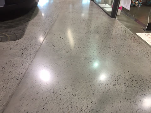 Galaxy Concrete Polishing - High Gloss Polished Concrete
