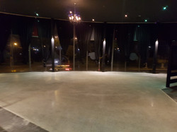 Galaxy - Polished Concrete  Matt Satin finish Depetros Restuarant Sunbury 931