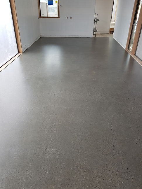 Galaxy Concrete Polishing - Grind & Seal
