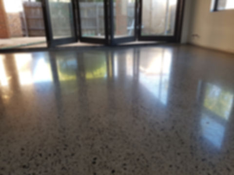 Polished Concrete - GALAXY Concrete Polishing & Grinding