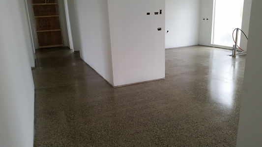 GALAXY Concrete Polishing - Grind & Seal concrete floor