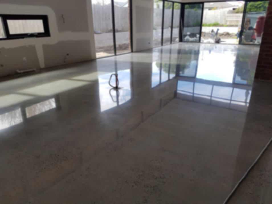 Galaxy Concrete Polishing & Grinding - Polished Concrete Melbourne