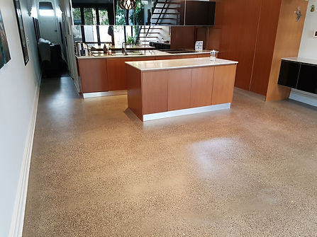 GALAXY Concrete Polishing & Grinding - Grind & Seal