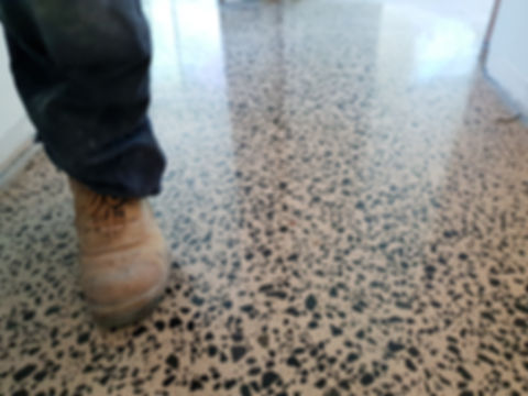 GALAXY Concrete Polishing & Grinding Melbourne - Polished Concrete Gloss Finish Langwarren