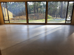 Galaxy Concrete Polishing - Polished Concrete Matte finish Bullengarook 025