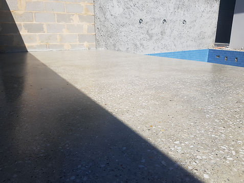 Galaxy Concrete Polishing - Grind & Seal