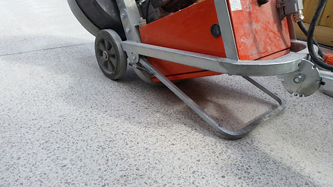 GALAXY Concrete Polishing - Grind and seal