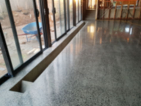 GALAXY Concrete Polishing & Grinding - Polished Concrete Satin finish McKinnon