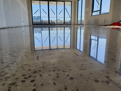 GALAXY Concrete Polishing & Grinding - Gloss Polished Concrete  Heidelberg