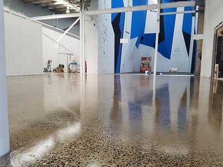 GALAXY Concrete Polishing & Grinding - Grind & Seal