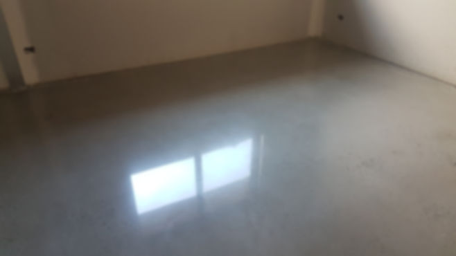 GALAXY polished concrete - Polished Concrete High Gloss Finish