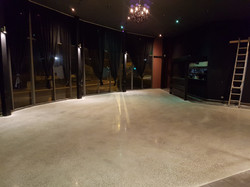 Galaxy - Polished Concrete  Matt Satin finish Depetros Restuarant Sunbury 940