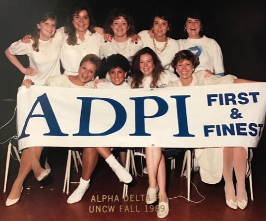 ADPi Photo 1989