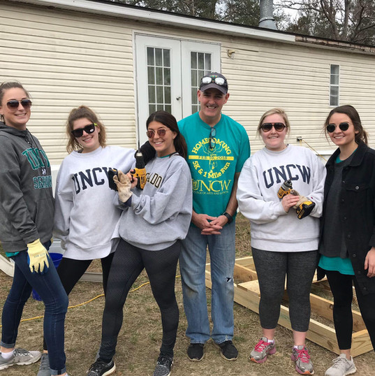 Deans Day of Service