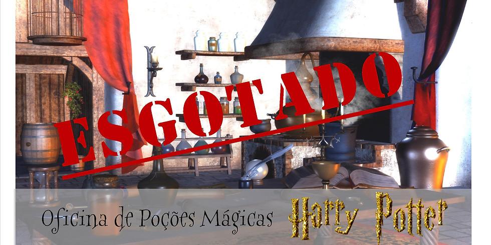 Oficina de Poções Mágicas Harry Potter