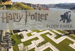 Peddy Paper Porto com Harry Potter