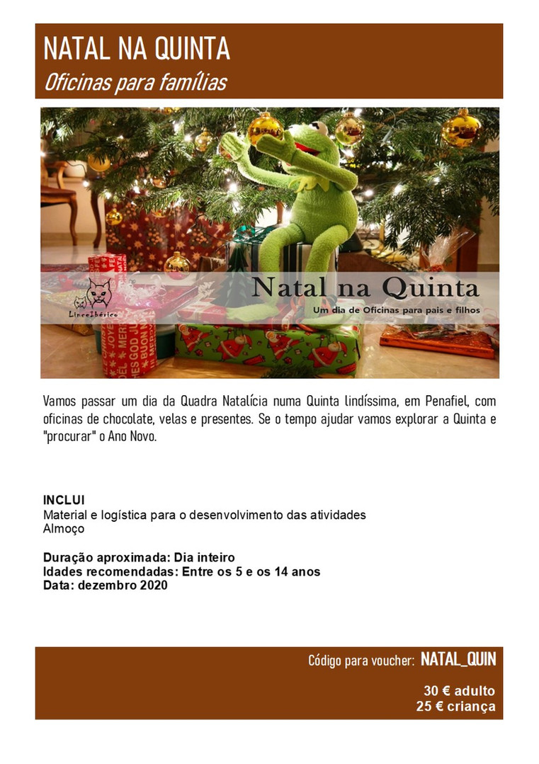 Natal na Quinta