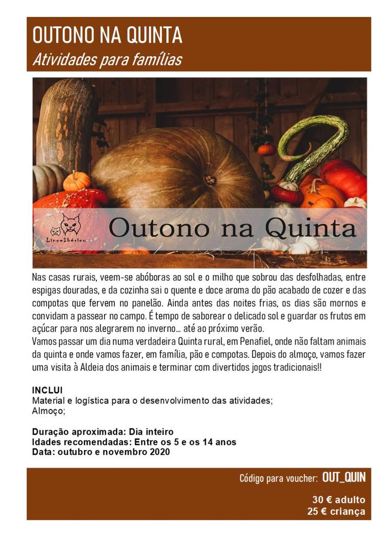 Outono na Quinta