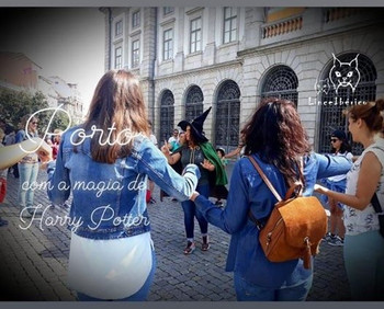 Tour Harry Potter no Porto