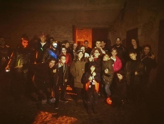 Halloween - Caça às Bruxas no Parque