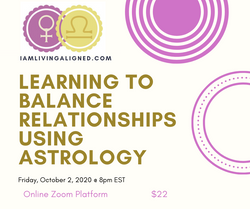 Monthly Moon Class October