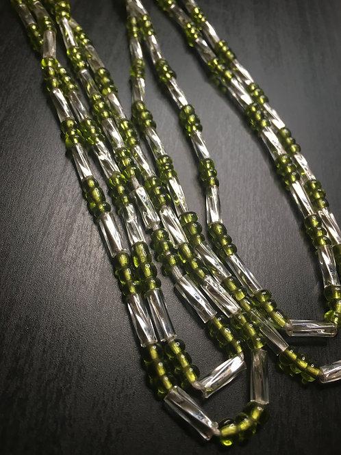 Money Streams Waist Beads