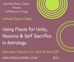 Pisces Moon Class