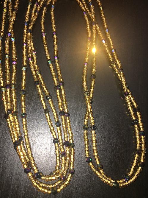 Solar Vision Waist Beads