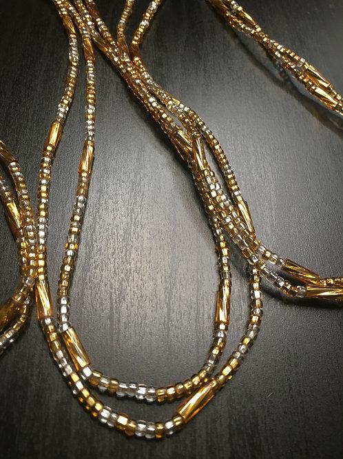 Activated Goals Waist Beads