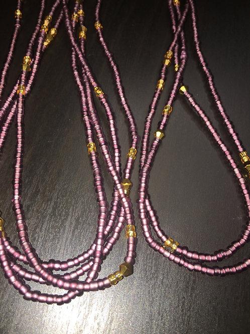 Illuminated Third Eye Waist Beads