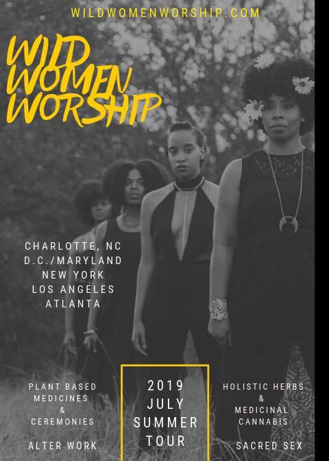 wild women worship